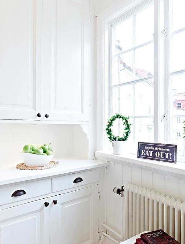 swedish cute apartment_02