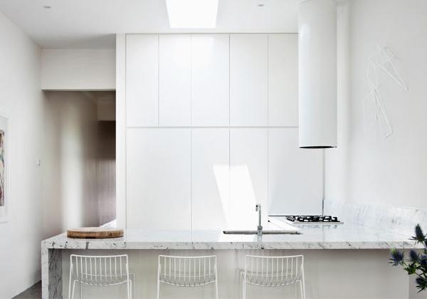 Minimalist home for Minimalist design concept