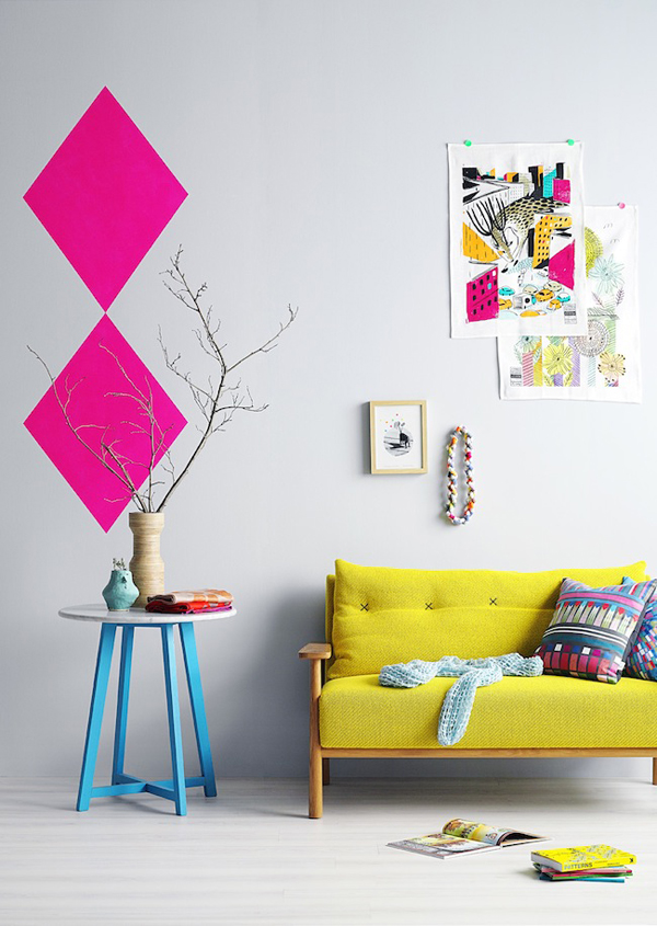 yellow annag adore home mag